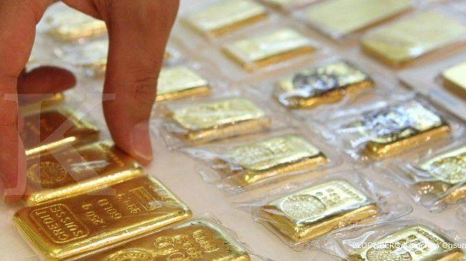 Jelang FOMC, harga emas mulai mencemaskan