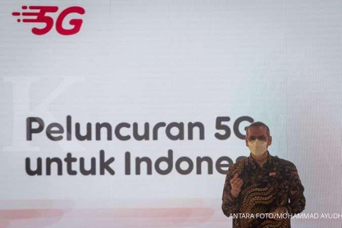 Luncurkan jaringan 5G, Indosat Ooredoo (ISAT) fokus garap segmen B2B