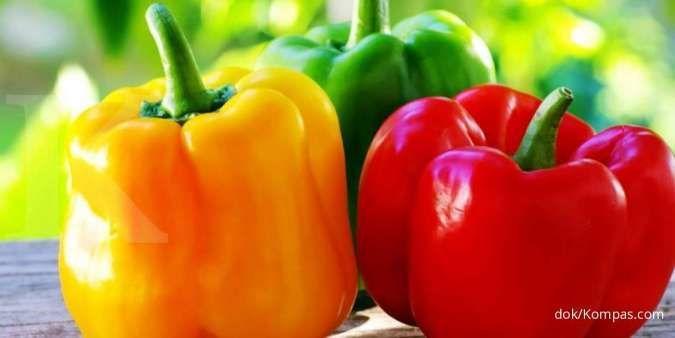 Jus paprika apel efektif menurunkan tekanan darah tinggi dan kolesterol