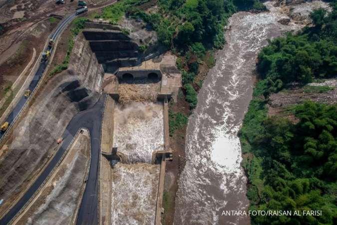 Penataan daerah aliran Sungai Citarum terus menjadi prioritas