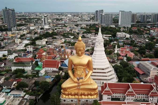 Ekspor Thailand Bulan Juni Tembus Rekor 11 Tahun, Surplus Perdagangan Semester I