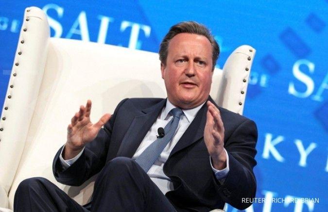 Respons eks PM Inggris David Cameron saat diselidiki terkait kasus Greensill