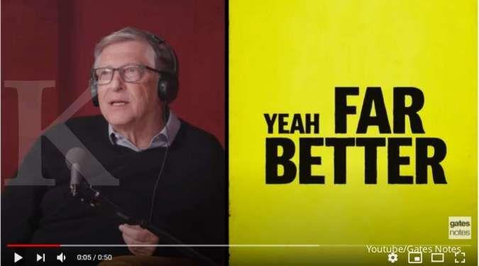 Bill Gates bikin podcast sendiri: Apakah semua orang ...