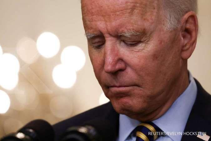 Joe Biden sebut Kota Jakarta bakalan tenggelam 10 tahun lagi