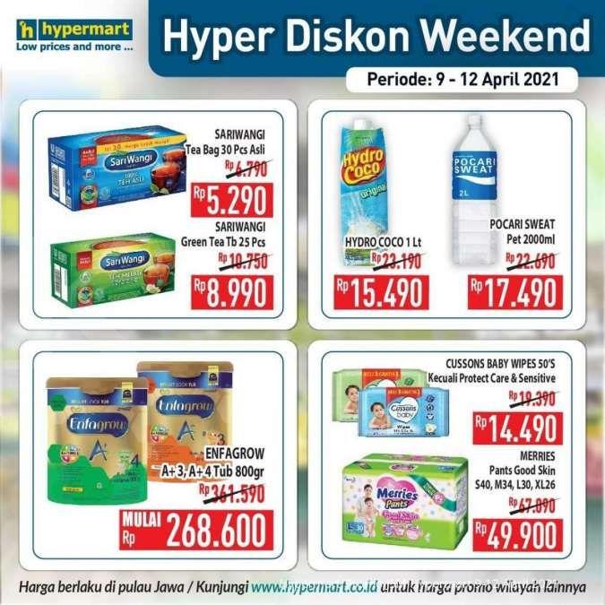 Promo JSM Hypermart 9-12 April 2021