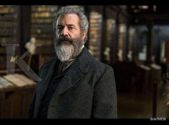 Ilustrasi. Mel Gibson terinfeksi virus corona.