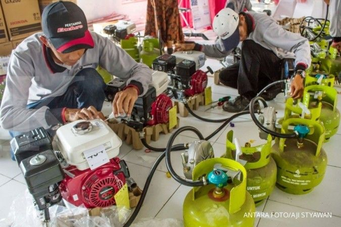 Pemerintah tuntaskan program konversi BBM ke BBG untuk nelayan tahun 2020