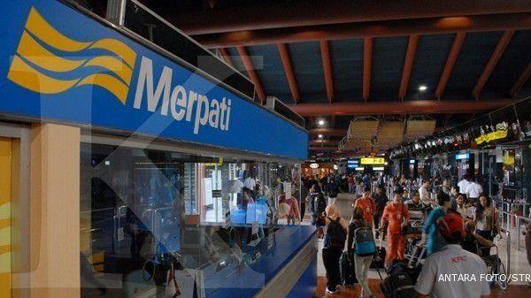 Restrukturisasi utang Merpati Nusantara Airlines masih panjang