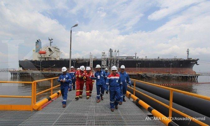 SKK Migas: Target lifting minyak tahun 2020 turun 2,72%