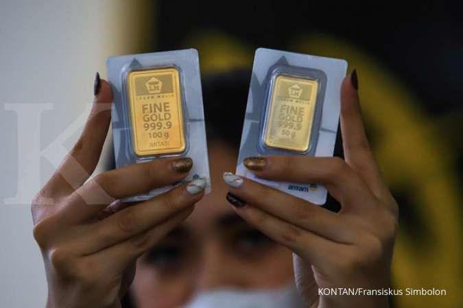 Turun Rp 3.000, simak daftar lengkap harga emas Antam untuk siang ini (9/6)