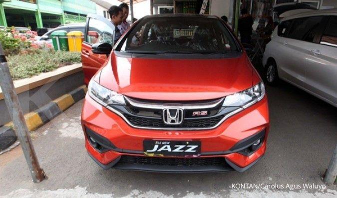 Harga Pasaran Honda Jazz Bekas Lebih Tinggi Dari Toyota Yaris