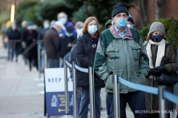 Ilmuwan Inggris menginfeksi orang yang pernah terjangkit virus corona, ini tujuannya