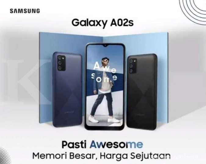 Harga Samsung Galaxy A02s
