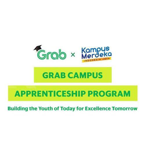 Dukung Program Kampus Merdeka, Grab Indonesia Luncurkan Grab Campus Apprenticeship