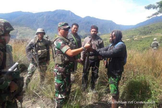Begini TNI merespons kabar tiga sayap militer OPM bersatu