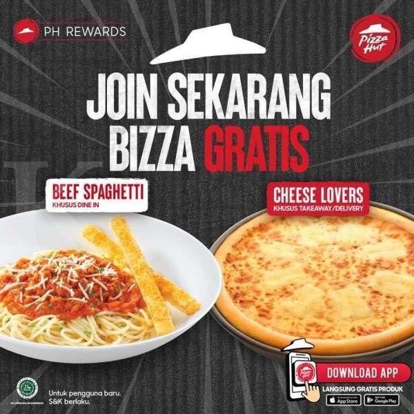 Promo Pizza Hut terbaru di bulan Oktober 2021