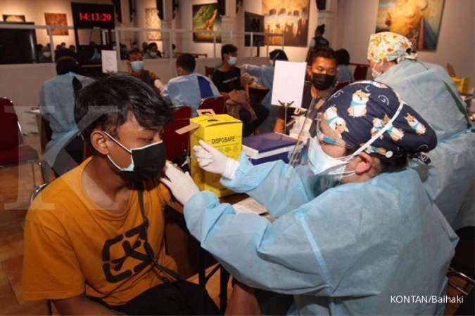 Bisa vaksinasi di mana saja, pemerintah hapus syarat surat keterangan domisili