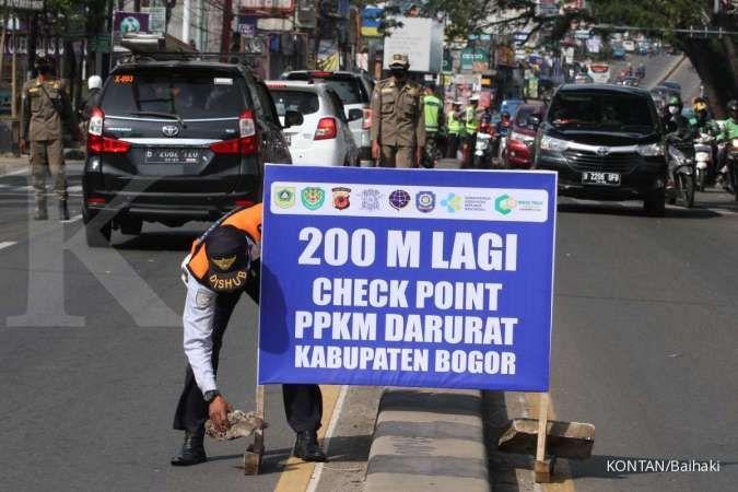 Pemerintah menyiapkan skenario PPKM Darurat hingga 6 minggu