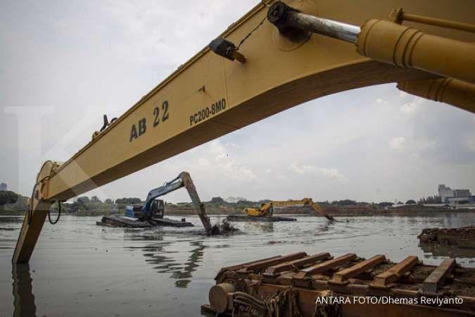 Waduk-waduk di Jakarta Selatan akan dikeringkan, antisipasi banjir