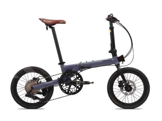 Jadi idola, daftar harga sepeda lipat Pacific Dart terkini
