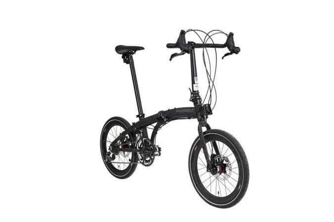 Tangguh dan sporty, harga sepeda lipat Element Ecosmo Z10 cukup terjangkau