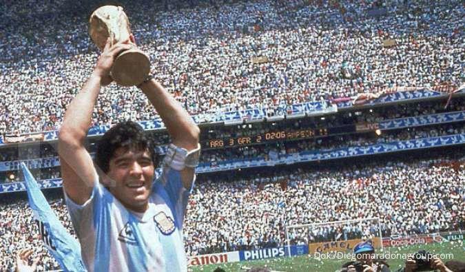Diego Maradona sudah keluar masuk rumah sakit sejak 2015