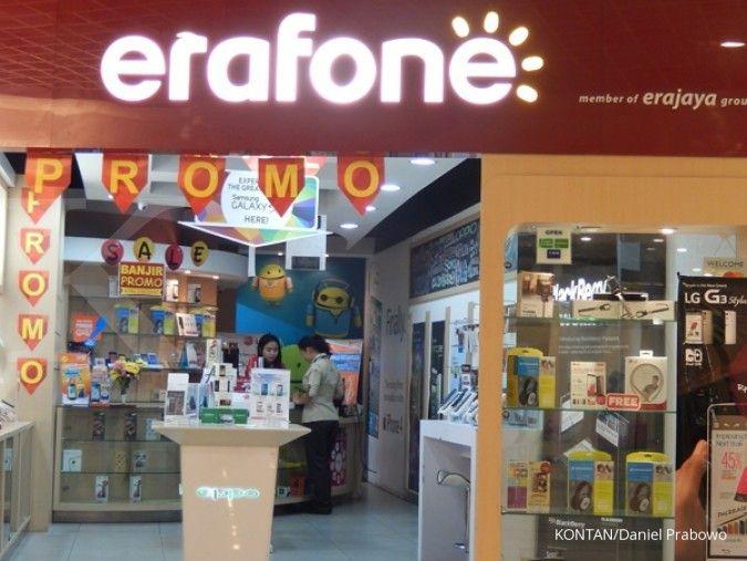 Ekspansi ke daerah, Erajaya (ERAA) kembangkan kemitraan dengan investor lokal