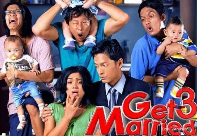 11 Film Indonesia terbaru di Netflix yang tayang Mei, cerita komedi hingga romantis