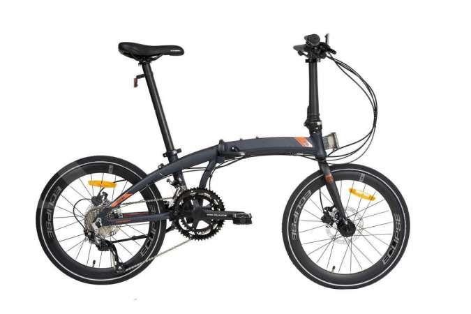 Baru lagi! Harga sepeda lipat Element Ecosmo Z9 451 dibanderol terjangkau