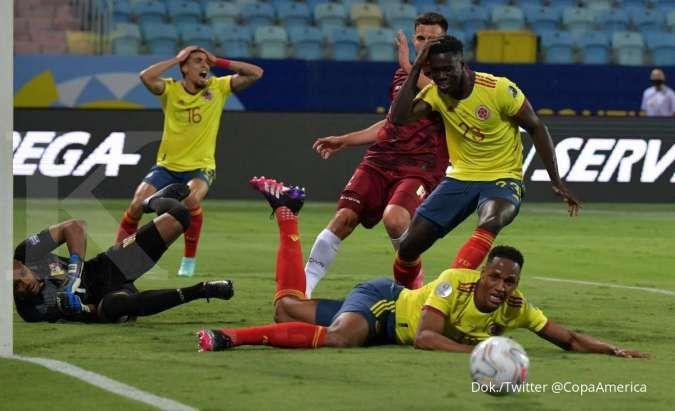 Kolombia vs Venezuela