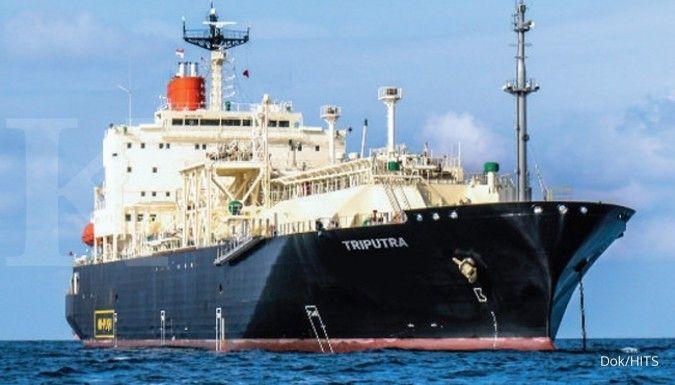 Kenaikan harga minyak tak berdampak terhadap operasional emiten pelayaran ini