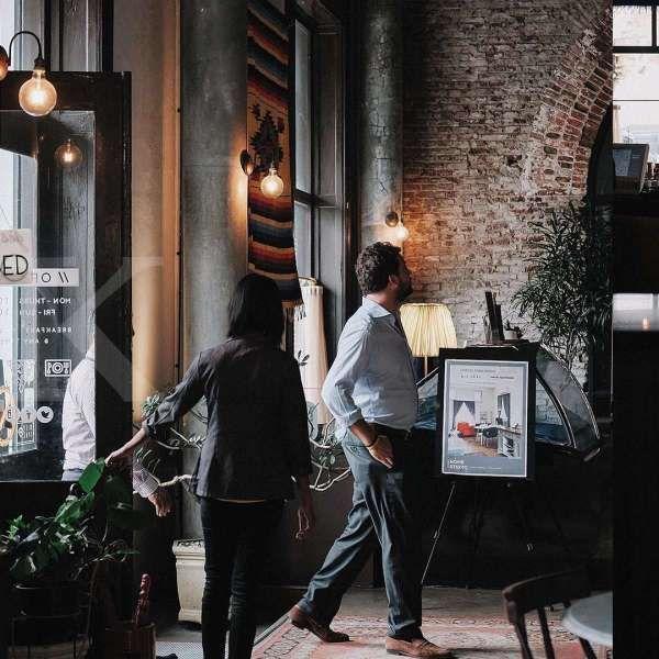 Spiegel Bar + Bistro, kafe yang lagi hits di Semarang