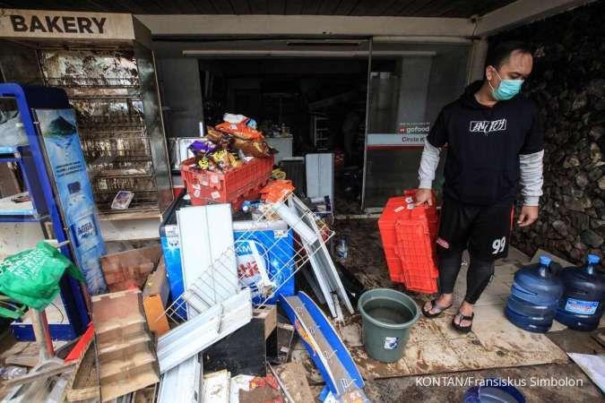 Omzet usaha makin anjlok, pengusaha minta ada antisipasi banjir Jakarta sejak dini
