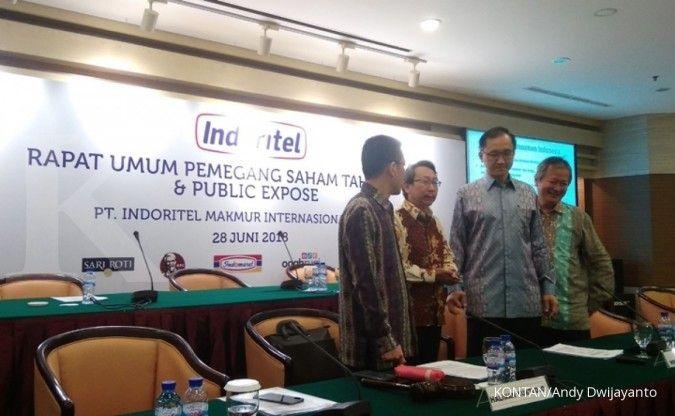 Jadi penopang utama, Indoritel Makmur belum berencana tambah saham di Indomaret