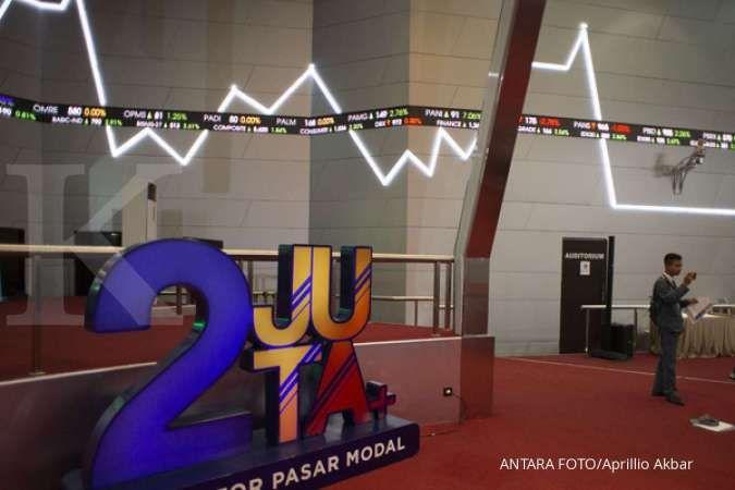 Investor asing catat net buy Rp 145,85 miliar, ini saham-saham yang dijagokan analis