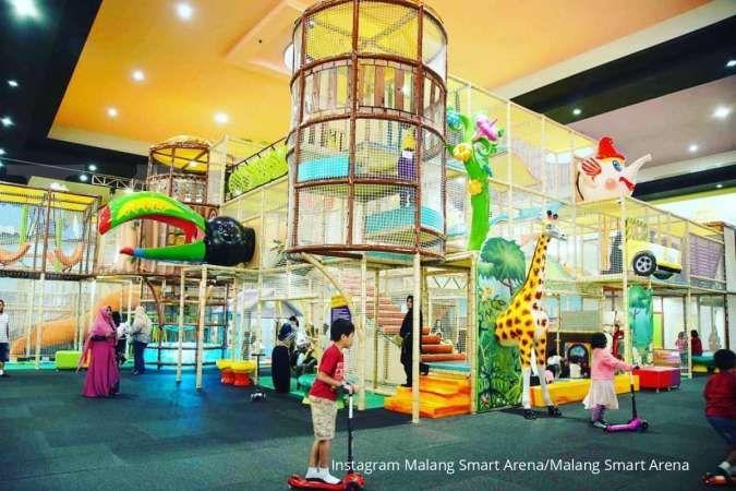Malang Smart Arena, tempat bermain sambil belajar yang dirancang untuk anak-anak