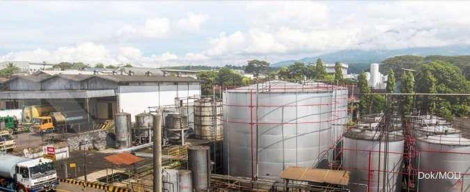 Madusari Murni Indah (MOLI) targetkan volume penjualan etanol 80.000 KL di 2021