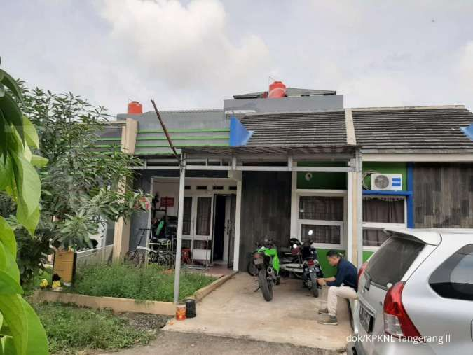 Hanya Rp 300-an juta, lelang rumah murah sitaan bank, lokasi di Tangerang