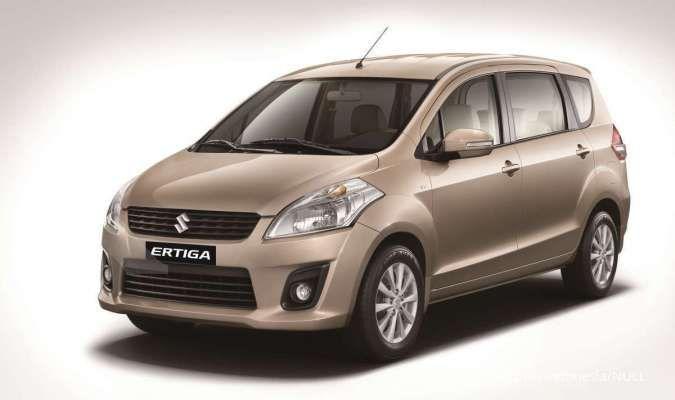 Harga Mobil Bekas Suzuki Ertiga Tahun Segini Murah Banget Kini Mulai Rp 120 Juta