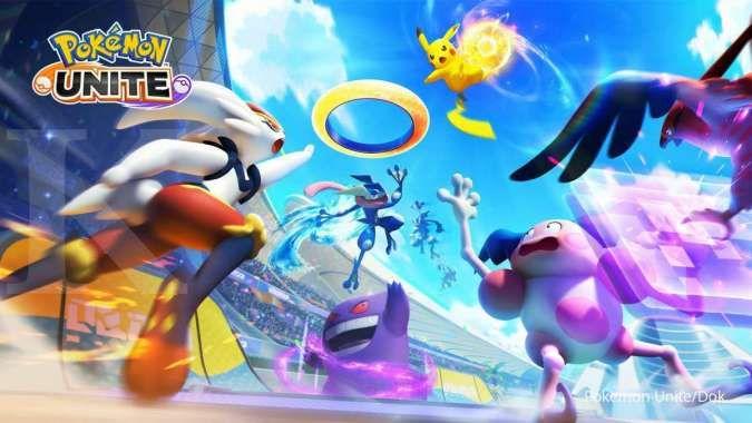 Game Pokemon Moba Pokemon Unite Akan Rilis Di Android Ios Bulan September