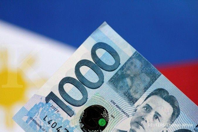 Peso paling lemah di kawasan, rupiah kembali ke atas Rp 14.100 per dolar AS