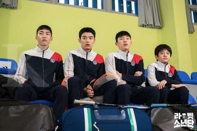 Boys Racket