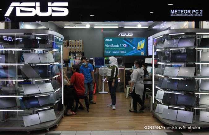 Laptop Asus BR1100 dirilis di Indonesia, cocok untuk belajar online