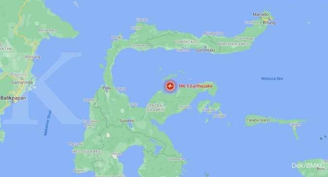 deteksi gempa bumi