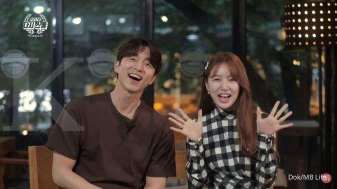 Gong Yoo dan Yoon Eun Hye, para pemeran Coffee Prince di teaser reuni drama Korea terbaik ini.