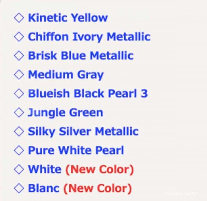 Spesifikasi Suzuki Jimny 5 pintu bocor di internet