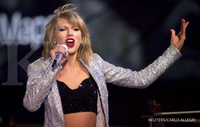 Taylor Swift: Musik saya dijual tanpa sepengetahuan saya