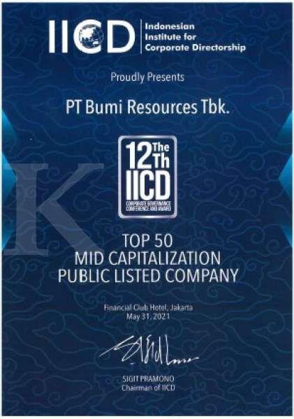 PT Bumi Resources Tbk (BUMI)