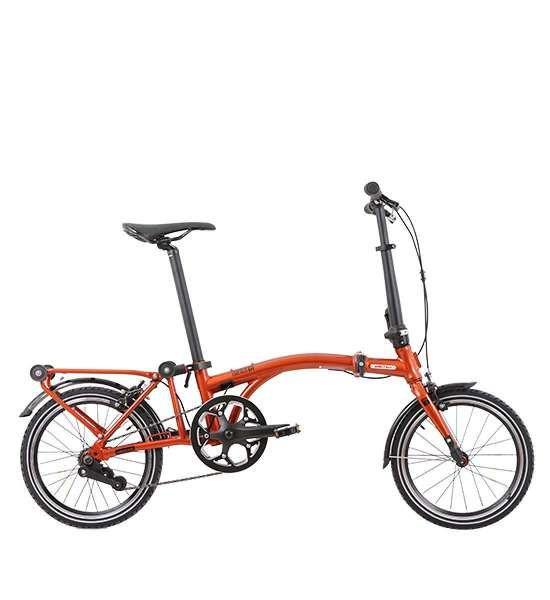 Ringkas dan gaya, harga sepeda lipat United Trifold 1S 2020 dibanderol terjangkau