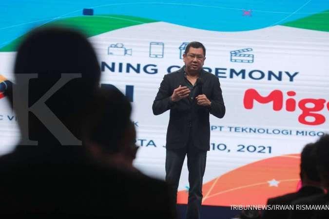 Jokowi teken PP No.69, Hary Tanoe: KEK MNC Lido City sudah bisa menikmati insentif